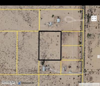Casa Grande Residential Lots & Land For Sale: 88xx S Thornton Road