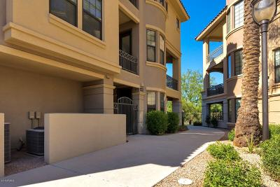 Paradise Valley Condo/Townhouse For Sale: 7275 N Scottsdale Road #1011