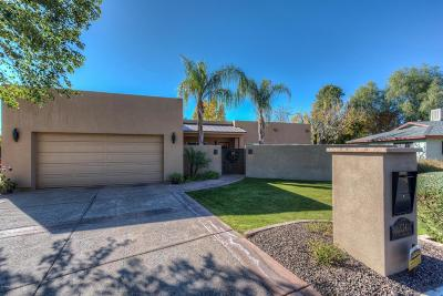 Phoenix Single Family Home For Sale: 3714 N 50th Street