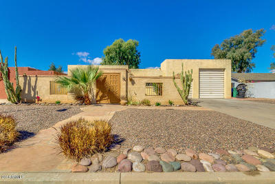Mesa Single Family Home For Sale: 714 S 72nd Street