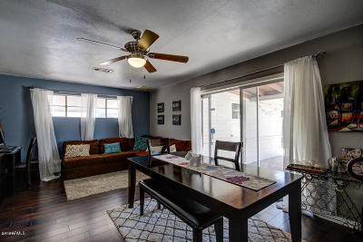 Rental Leased: 7425 E Portland Street
