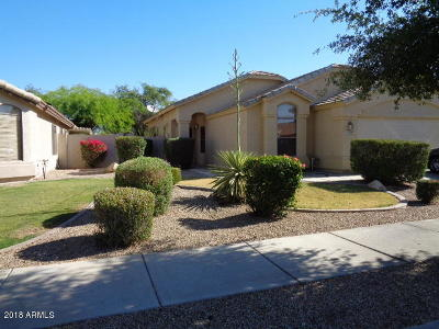 Goodyear Rental For Rent: 16738 W Melvin Street