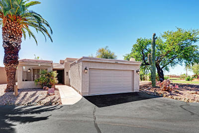Rio Verde Single Family Home For Sale: 18801 E Chinle Drive