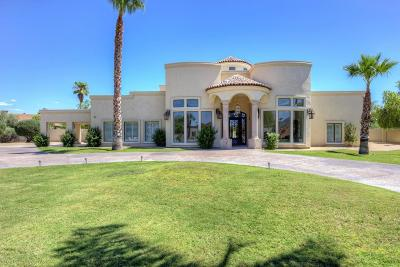 Avondale, Glendale, Goodyear, Laveen, Litchfield Park, Paradise Valley, Sun City, Sun City West, Tempe, Tolleson, Waddell Single Family Home For Sale: 9827 N 57th Street