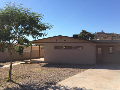 Phoenix Single Family Home UCB (Under Contract-Backups): 9608 N 3rd Drive