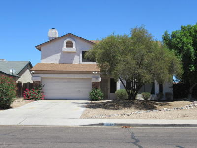 Glendale Single Family Home For Sale: 6032 W Paradise Lane