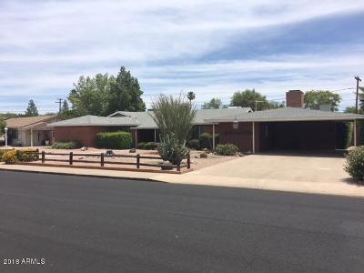 Phoenix Single Family Home For Sale: 2023 W Windsor Avenue