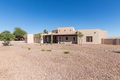 Peoria Single Family Home For Sale: 8441 W Mariposa Grande Road
