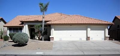 Sun City Rental For Rent: 10947 W Yukon Drive