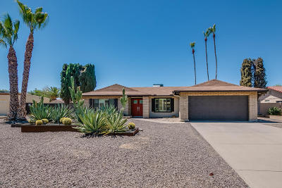 Scottsdale Single Family Home For Sale: 5009 E Charter Oak Road