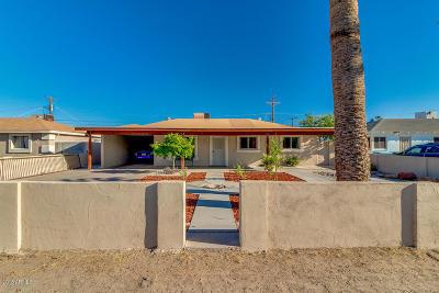 Phoenix Single Family Home For Sale: 4839 W Glenrosa Avenue