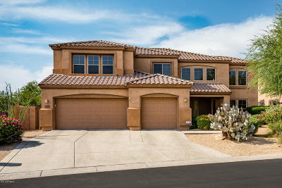 Cave Creek Single Family Home For Sale: 4026 E Pullman Road