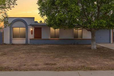 Phoenix Single Family Home For Sale: 1941 W Villa Rita Drive