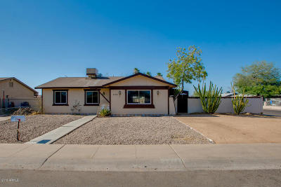 Phoenix Single Family Home For Sale: 4722 E Chambers Street