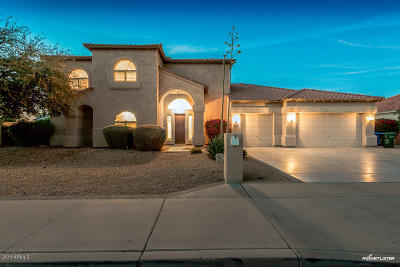 Phoenix Single Family Home For Sale: 4550 E Acoma Drive
