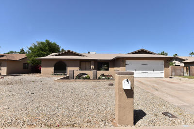 Scottsdale Single Family Home For Sale: 4832 E Crocus Drive