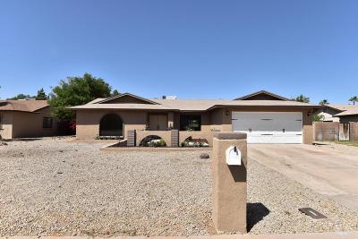 Single Family Home For Sale: 4832 E Crocus Drive
