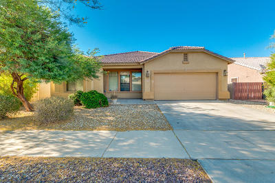 Surprise Single Family Home For Sale: 14228 W Desert Hills Drive