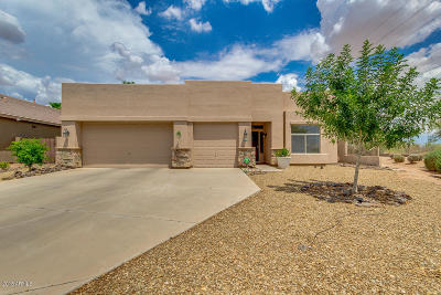 Mesa Single Family Home For Sale: 3147 S 106th Circle