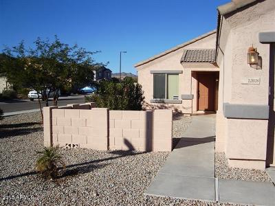 Buckeye Rental For Rent: 22028 W Cocopah Street