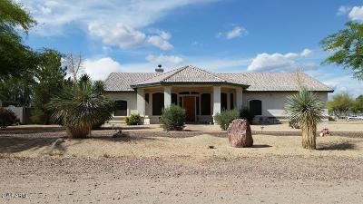 Phoenix Single Family Home For Sale: 604 W Restin Road