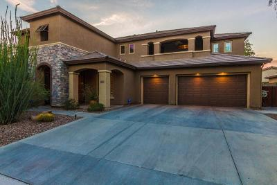 Phoenix Single Family Home UCB (Under Contract-Backups): 2158 W Cohen Court
