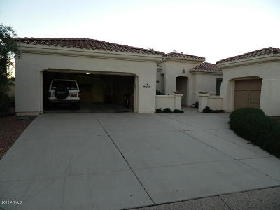 Sun City Rental For Rent: 12931 W Panchita Drive