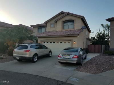 Glendale Single Family Home For Sale: 3716 W Villa Linda Drive