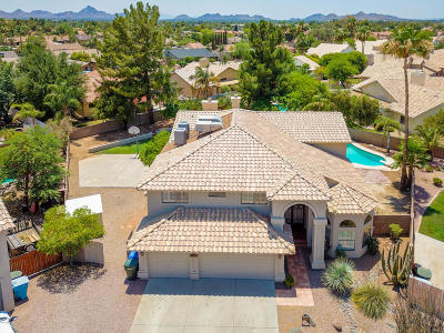 Scottsdale Single Family Home For Sale: 16218 N 51st Street