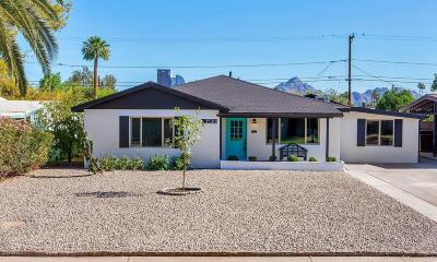Phoenix Single Family Home For Sale: 2530 E Fairmount Avenue