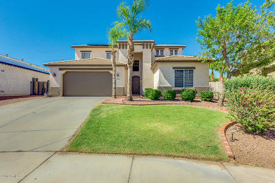 Peoria Single Family Home For Sale: 10480 W Alex Avenue