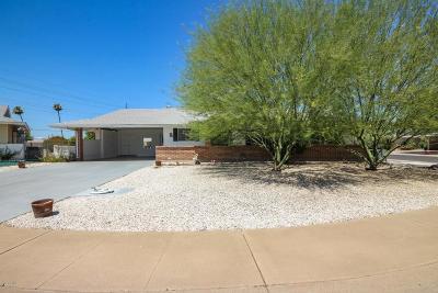 Sun City AZ Single Family Home For Sale: $224,950