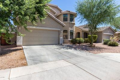 Peoria Single Family Home For Sale: 10310 W Foothill Drive