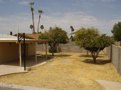 Phoenix Rental For Rent: 2302 W Bloomfield Road
