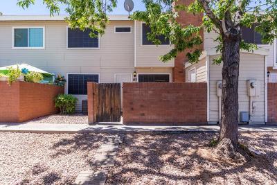 Mesa AZ Condo/Townhouse For Sale: $150,000