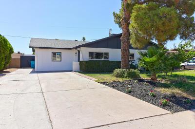 Phoenix Single Family Home For Sale: 11614 N 31st Avenue
