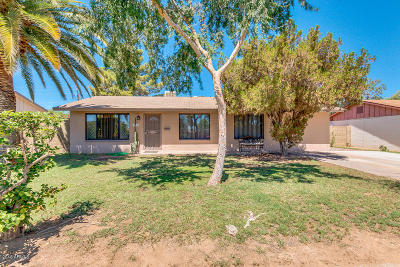 Phoenix Single Family Home For Sale: 14854 N 24th Place