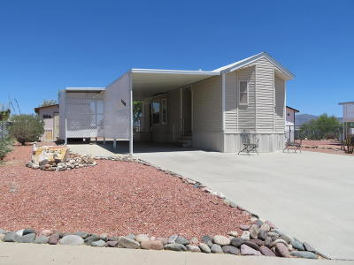 Escapees At North Ranch Mobile/Manufactured For Sale: 21280 W Trading Post Trail #388