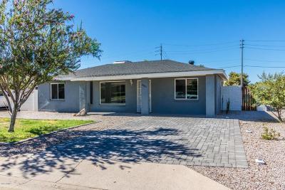 Phoenix Single Family Home For Sale: 2202 W Virginia Avenue
