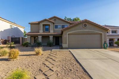 Peoria Single Family Home For Sale: 10617 W Via Del Sol