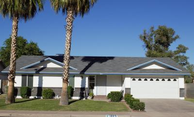 Mesa Single Family Home For Sale: 1663 N Olympic Street