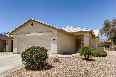 Buckeye Single Family Home For Sale: 23352 W Twilight Trail