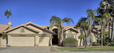 Gilbert AZ Single Family Home For Sale: $399,500