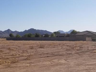 Queen Creek AZ Residential Lots & Land For Sale: $174,900