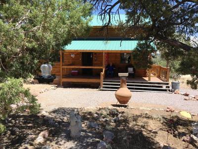 Seligman AZ Single Family Home For Sale: $305,000
