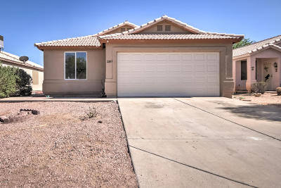 Apache Junction Single Family Home For Sale: 2203 W 21st Avenue