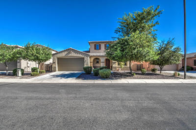 Gilbert AZ Single Family Home For Sale: $465,000