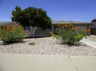 Phoenix Single Family Home For Sale: 2624 E Highland Avenue