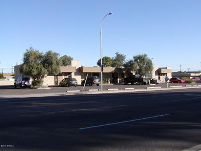 Phoenix Commercial Lease For Lease: 6245 N 35th Avenue #05