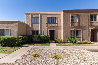 Scottsdale Condo/Townhouse For Sale: 5853 N 83rd Street